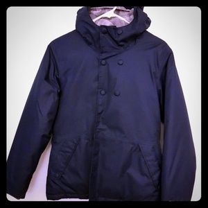 *NWOT* North Face Blue Insulated Coat Jacket